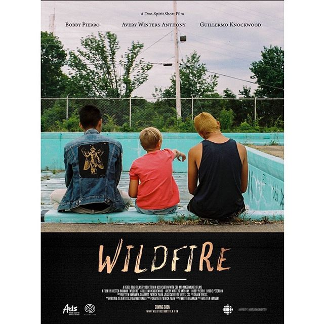 """My main interest in making 'Wildfire' was the exploration of decolonization expressed through the narrative of a two-spirit youth who is letting go of the colonial mindset and embracing the worldview and teachings of his community. It's an example of the re-Indigenization of an identity that is most often associated with settler perspectives (LGBTQ+) and reclaiming important gender roles."" -Writer/Director, Bretten Hannam  #indiefilmmaking #wildfireshort #twospirit #lgbtq🌈 #comingofage #indigenous #decolonization #shortfilm #nsfilmjobs #aboriginal #mikmaq #genderroles #indigenousidentity #canadianfilm"
