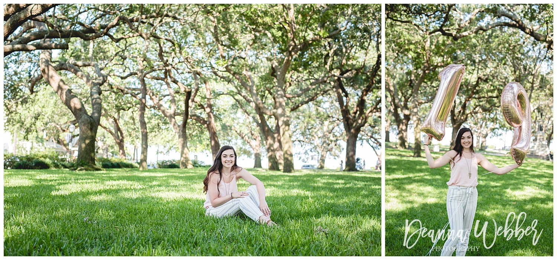 Top Charleston Mount Pleasant Summerville & Goose Creek South Carolina Senior Photographer