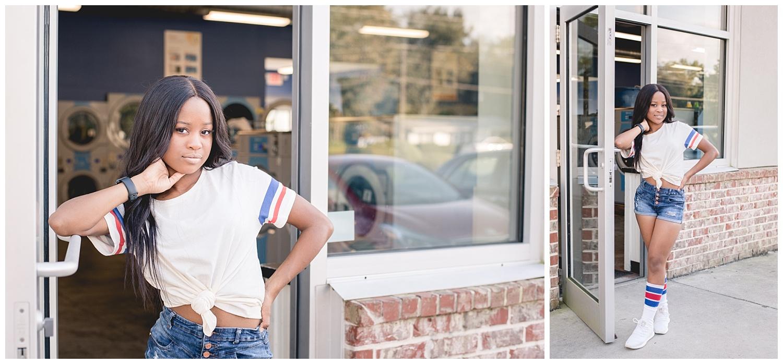 Charleston, Goose Creek, Mount Pleasant, Summerville, SC Senior Portrait Photographer