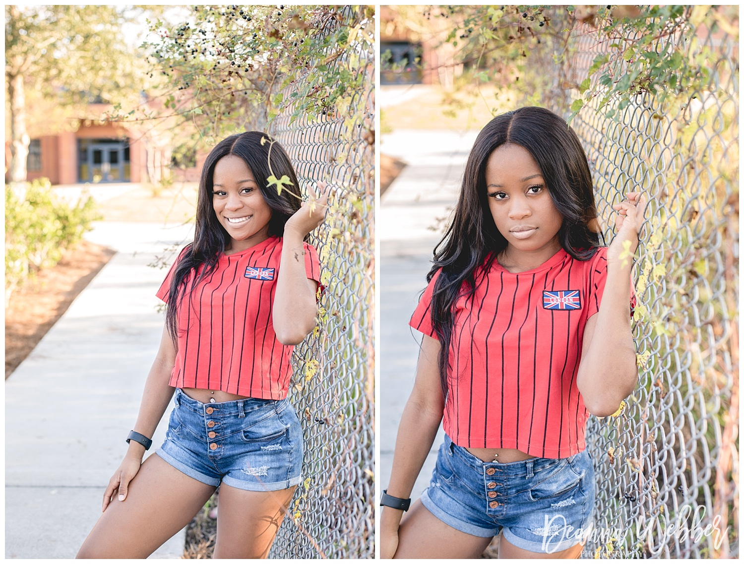 Charleston, Summerville, Mount Pleasant, Goose Creek, SC Senior Portrait Photographer