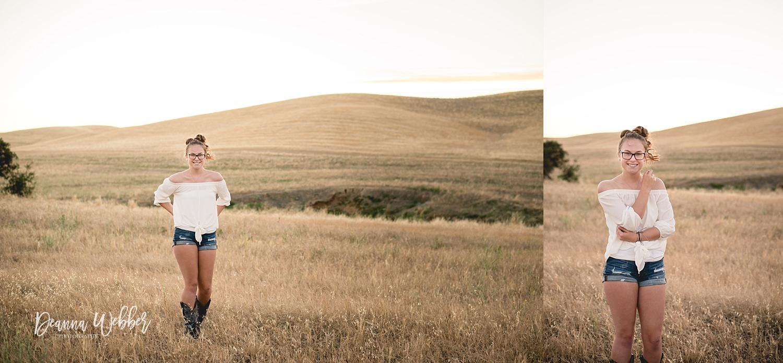 Charleston, SC Senior Photographer, senior girl, country, rustic location
