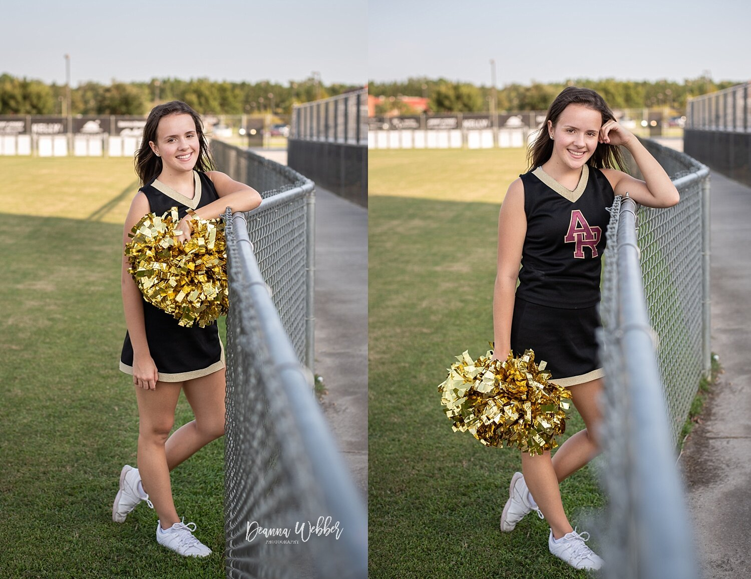 Summerville, Charleston, Mount Pleasant  SC senior photos, cheer session