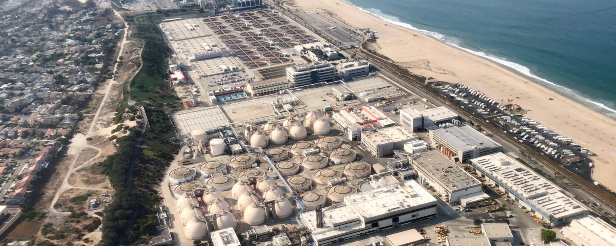 Sewage Treatment Plant Proximity