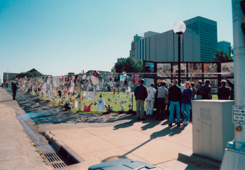 Oklahoma city Federal Building Bombing -