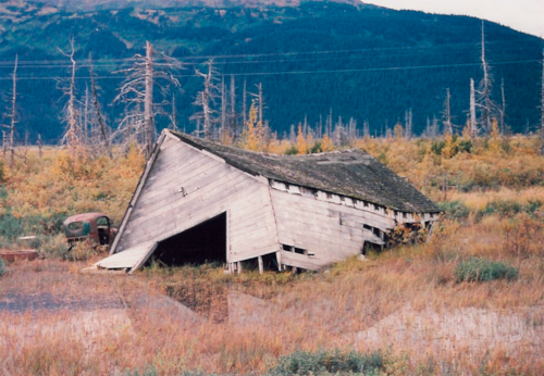Great Alaska Earthquake -