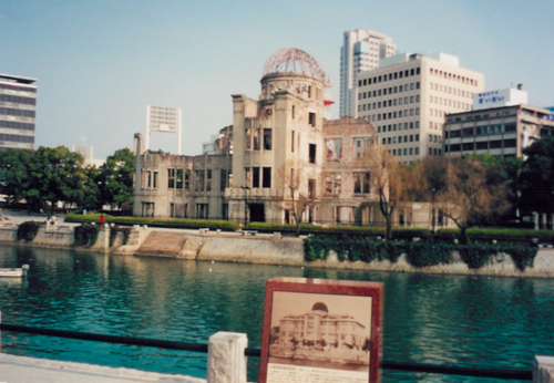 Hiroshima Nuclear Bombing -