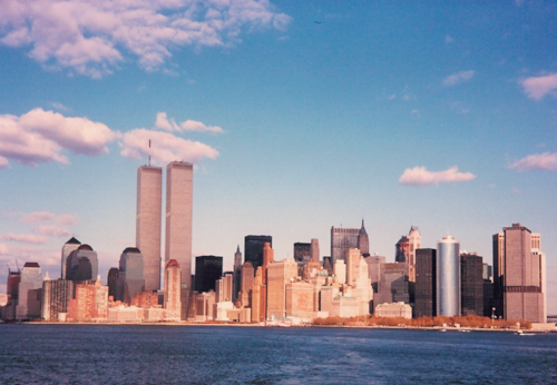 World Trade Center - 1993 Bombing -