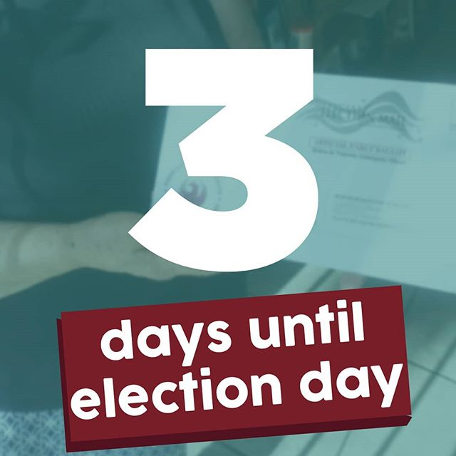 Vote centers are open today! Did you miss your chance to mail your ballot? Vote in one of 5 early vote centers located in district 8.  Find your nearest vote center at carlosforphoenix.com/vote