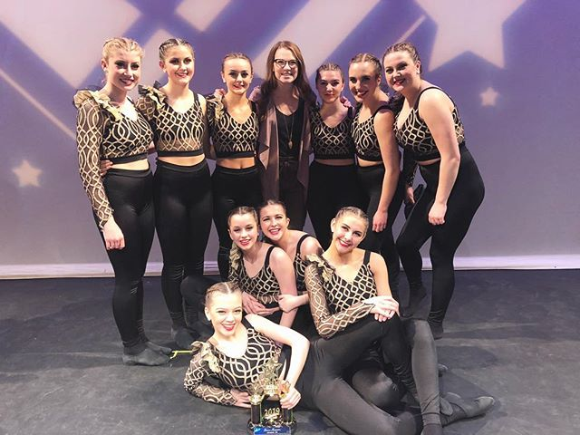5th place overall in the Advanced category!! So proud of the accomplishments these girls have achieved this year! #danceoff #danceinvasion #fabulousfeet #teaminfinity #infinitydancemh #competitionseason