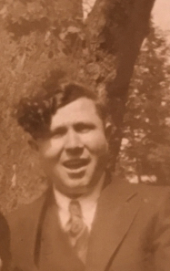 David Joseph Wallach in Monticello, NY 1925.