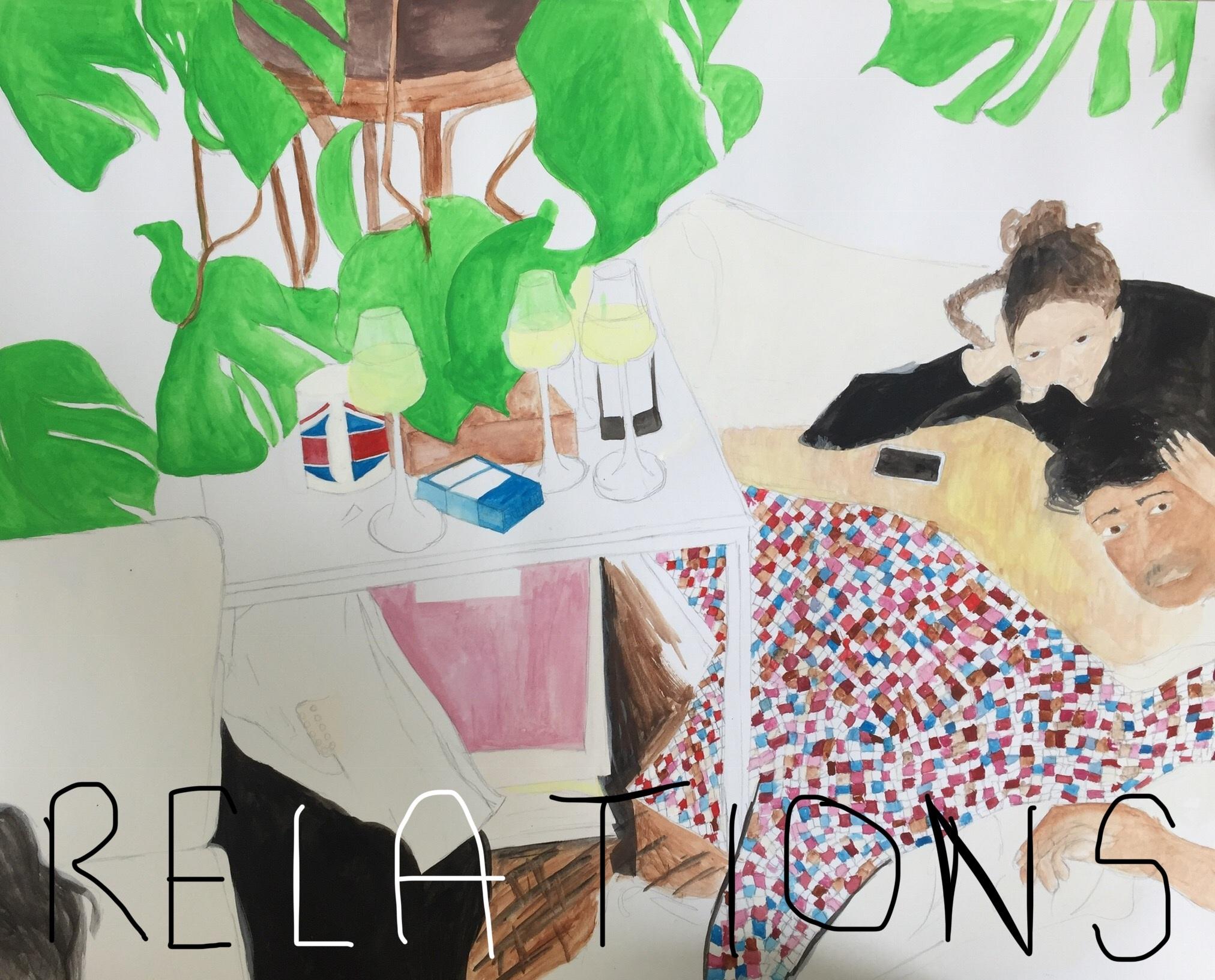 Juliette Blightman - RELATIONS -