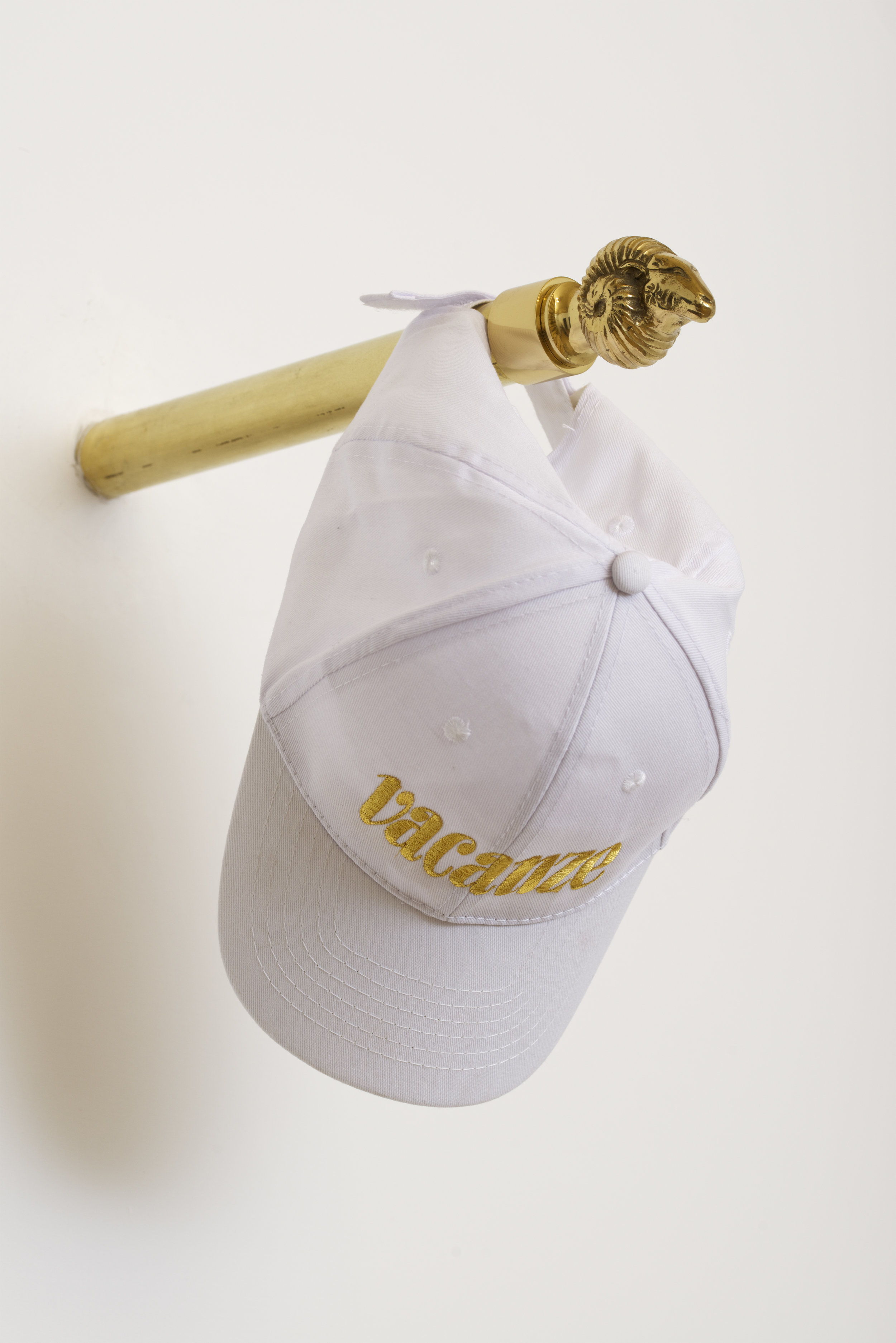 Adam Stamp,  Hanging up my hat,  2018 (detail)