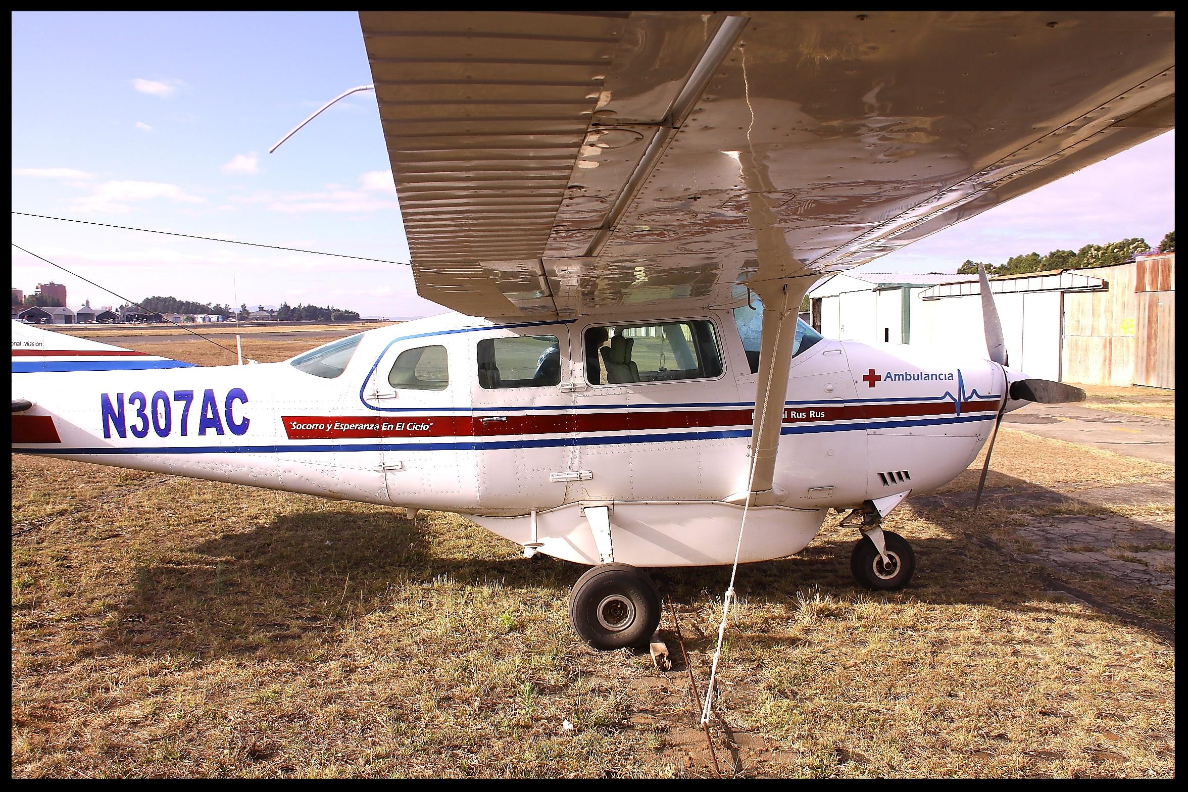 SeanWestley air ambulance001.JPG