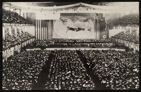 Student Volunteer Missions conference in the 1920s