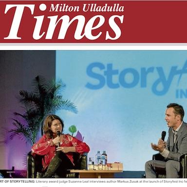 Writers Welcome - MU Times - 25 July 2018Read on . . .