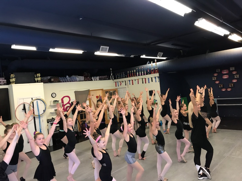 - Offering a completely customized dance event in the comfort of your studio has never been easier! We will work with you to create a one-of-a-kind single-day or multi-day event that can include classes, informational seminars, work sessions and performance opportunities.