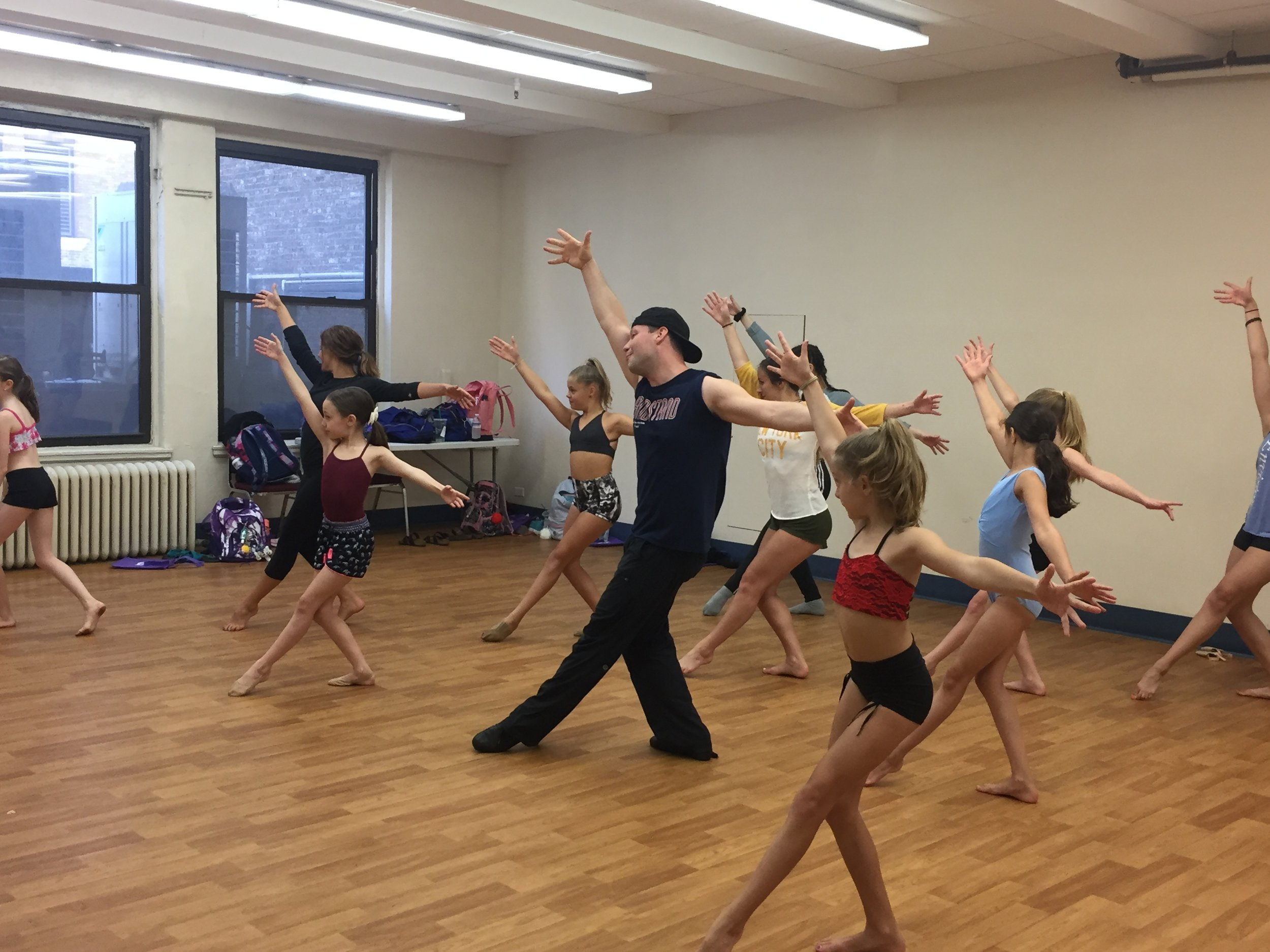- Your students will have to the opportunity to work with the industry's best teachers as they tour through your area without the added cost of flying in faculty members. This is a truly unique way for students to experience the dance styles used in some of today's top shows.