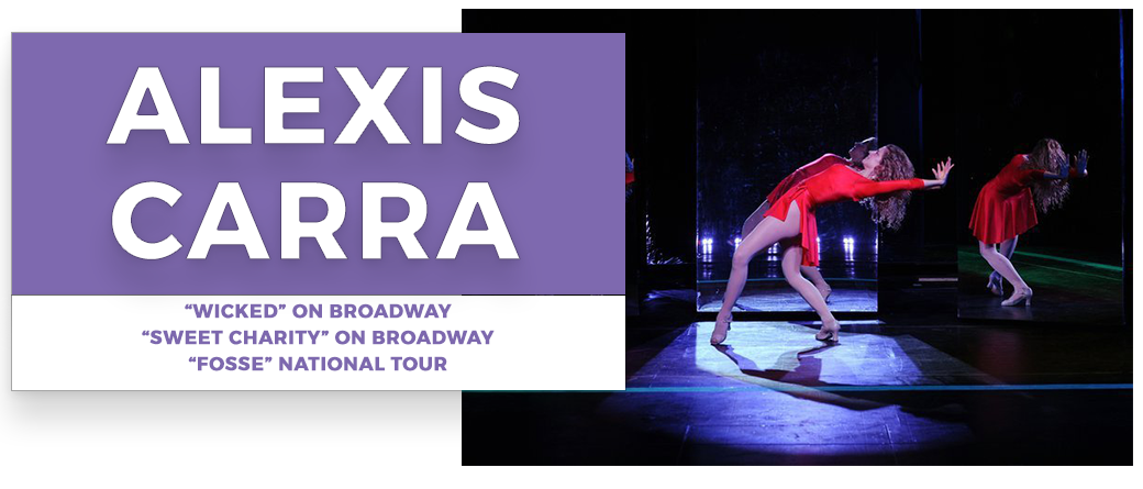 alexis carra | Stage Door Workshops | In-Studio Workshops, NYC LA Dance Trips, Broadway Dance Master Classes, Choreography, Intensives | Broadway, So You Think You Can Dance, Hamilton, Wicked, Aladdin, World of Dance, Beyonce, Alvin Ailey, Shaping Sound