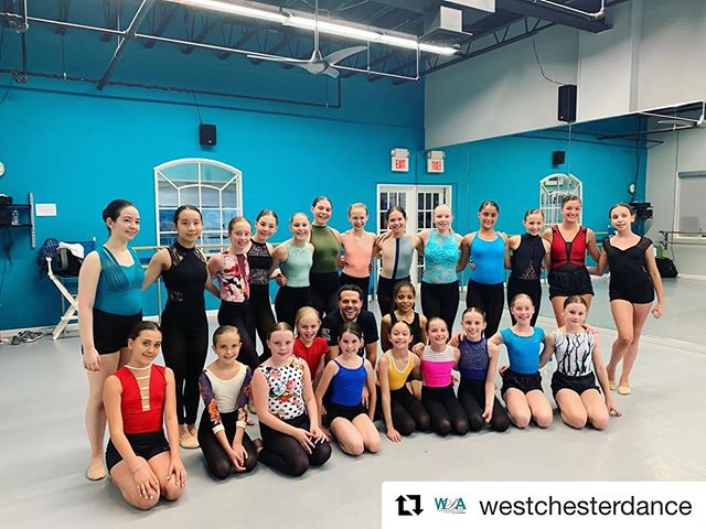 #Repost @westchesterdance with @get_repost ・・・ A huge thank you to @joshbergas & @stagedoorworkshops 💙 We absolutely LOVE you, Josh! Thank you Stage Door for connecting us with the best in the bizz! #WDA #SummerIntensive