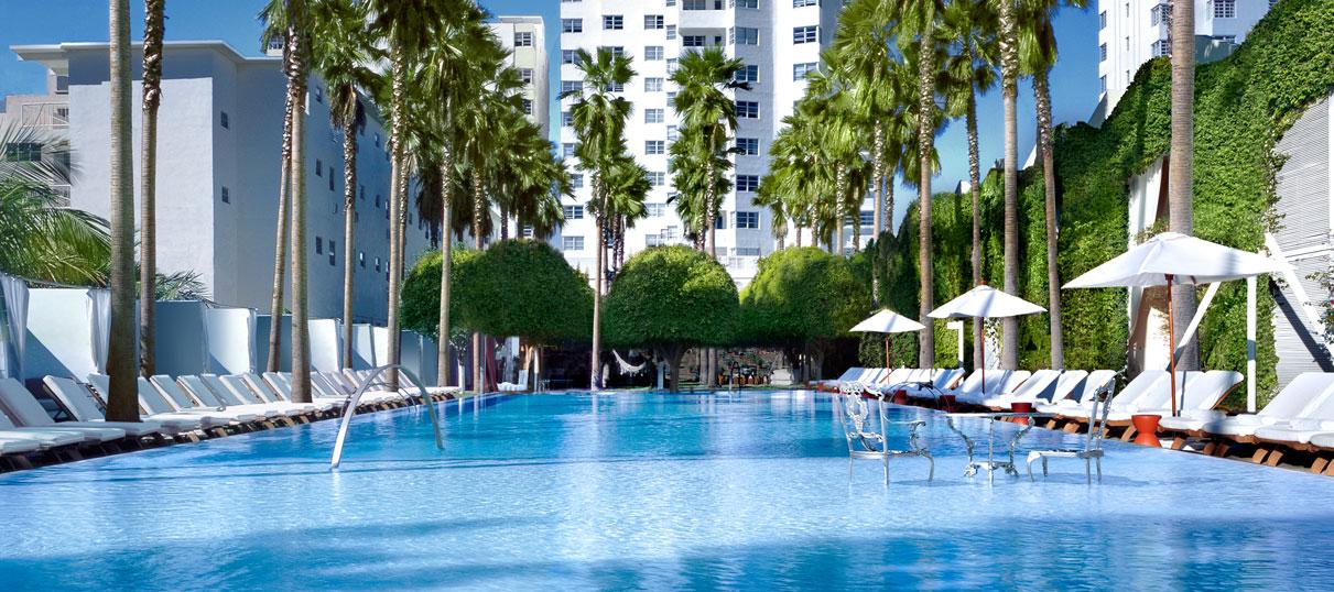 Delano South Beach, Miami