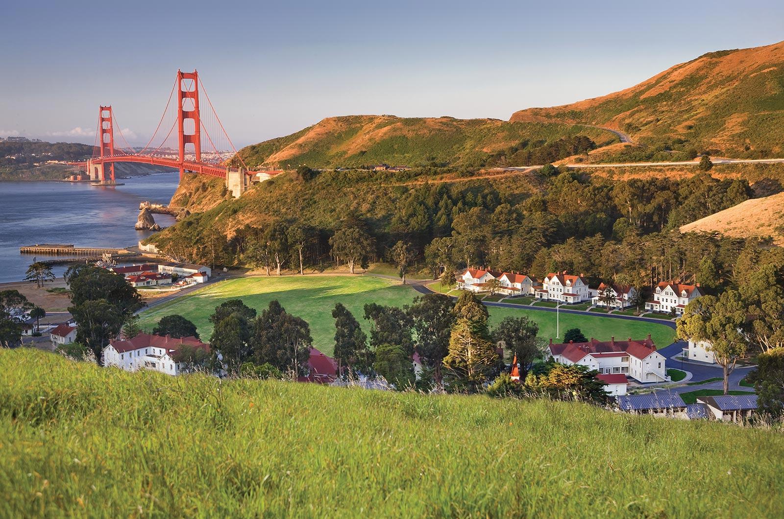 Cavallo Point, San Francisco