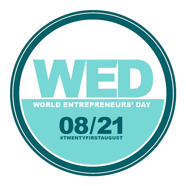 Happy World Entrepreneurs' Day to all of our fellow entrepreneurs!  We admire your courage and drive to follow your dreams and brave this business world on your own.  But the good news is...you are not alone!  At Soundings Connect we are proud to create and support a community for entrepreneurs to thrive! ⠀⠀⠀⠀⠀⠀⠀⠀⠀ .⠀⠀⠀⠀⠀⠀⠀⠀⠀ .⠀⠀⠀⠀⠀⠀⠀⠀⠀ In honor of WED, tag the entrepreneurs in your life in the comments below to congratulate them for their success and bravery!⠀⠀⠀⠀⠀⠀⠀⠀⠀ .⠀⠀⠀⠀⠀⠀⠀⠀⠀ .⠀⠀⠀⠀⠀⠀⠀⠀⠀ Want to know more about WED?⠀⠀⠀⠀⠀⠀⠀⠀⠀ Every year, August 21 is the WED : World Entrepreneurs' Day. The purpose of the World Entrepreneurs' Day is to create awareness for entrepreneurship, innovation and leadership throughout the world. WED is the perfect day to celebrate the people who starts a business alone. WED is the day of founders, managers, producers, contractors, industrialists, innovators, administrators, designers and producers. .⠀⠀⠀⠀⠀⠀⠀⠀⠀ .⠀⠀⠀⠀⠀⠀⠀⠀⠀ .⠀⠀⠀⠀⠀⠀⠀⠀⠀ .⠀⠀⠀⠀⠀⠀⠀⠀⠀ .⠀⠀⠀⠀⠀⠀⠀⠀⠀ .⠀⠀⠀⠀⠀⠀⠀⠀⠀ .⠀⠀⠀⠀⠀⠀⠀⠀⠀ .⠀⠀⠀⠀⠀⠀⠀⠀⠀ .⠀⠀⠀⠀⠀⠀⠀⠀⠀ #freelancers  #gigs #soundingsconnect #eventprofs #sideshustle #eventplanner #meetingprofs #meetingsandevents #freelancejob #gigeconomy #workforce #twentyfirstaugust #wed #entrepreneur