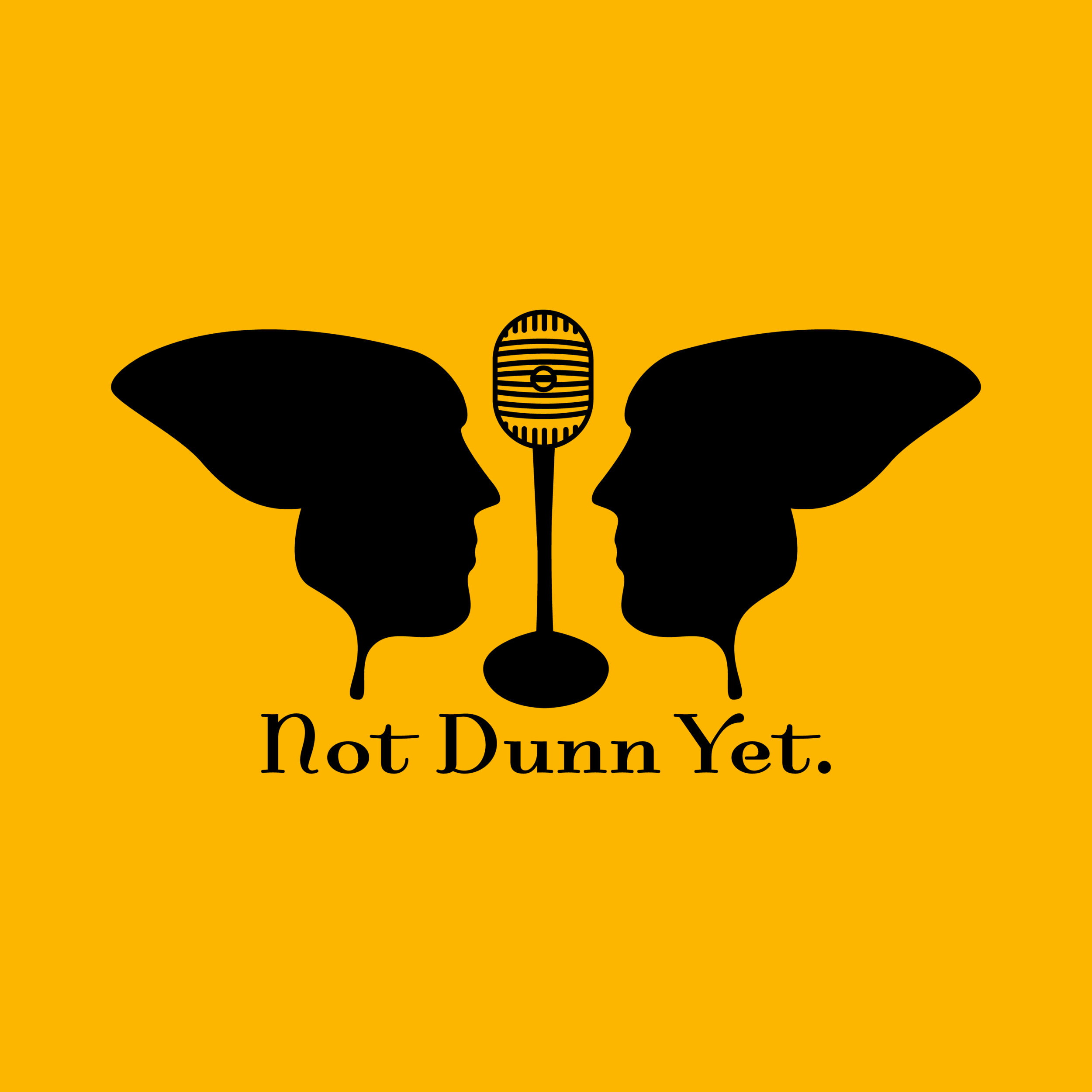 Not Dunn Yet - Join your host, Ben Dunn, every Monday as he shares conversations with some of the interesting people he's met during the course of his studies in Anthropology & Psychology at UBCO.