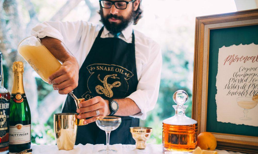 craft cocktail mixology
