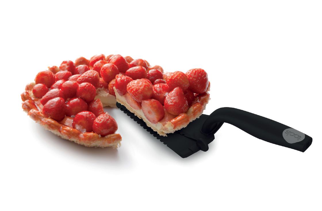 RésistE à la chaleur - Idéale pour découper et servir en même temps, y compris quand le gâteau sort du four !• Résiste aux hautes températures de 220°C / 420°F