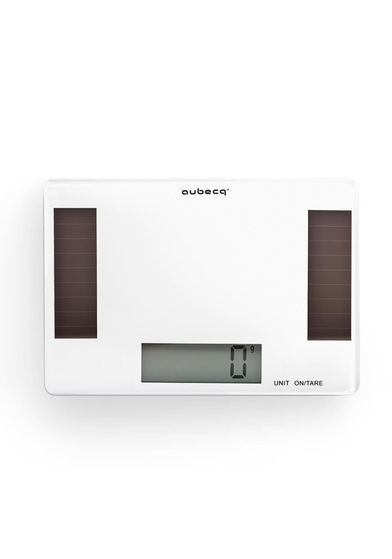 balance solaire - • Économe : énergie solaire• Menu simple• Balance plate• Base antiglisse001016 BALANCE SOLAIRE