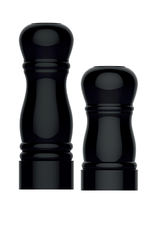 BLACK PIANO - • Moulin en bois finition piano laqué• Mécanisme céramique garanti 25 ans• Réglage de la mouture• Prise en main facileWOOD SERIES PIANO LAQUÉ200100 - GRAND MODÈLE200110 - PETIT MODÈLE