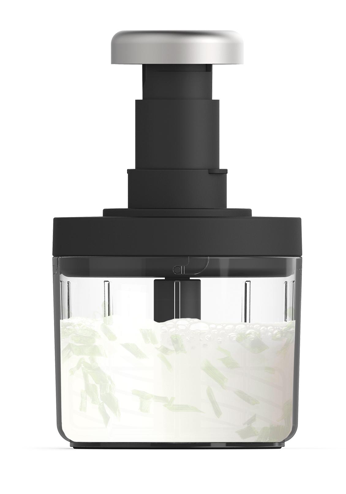 INSert ÉMulsionneur - Changez d'insert et obtenez un émultionneur à sauce.• Pâle à émulsionner