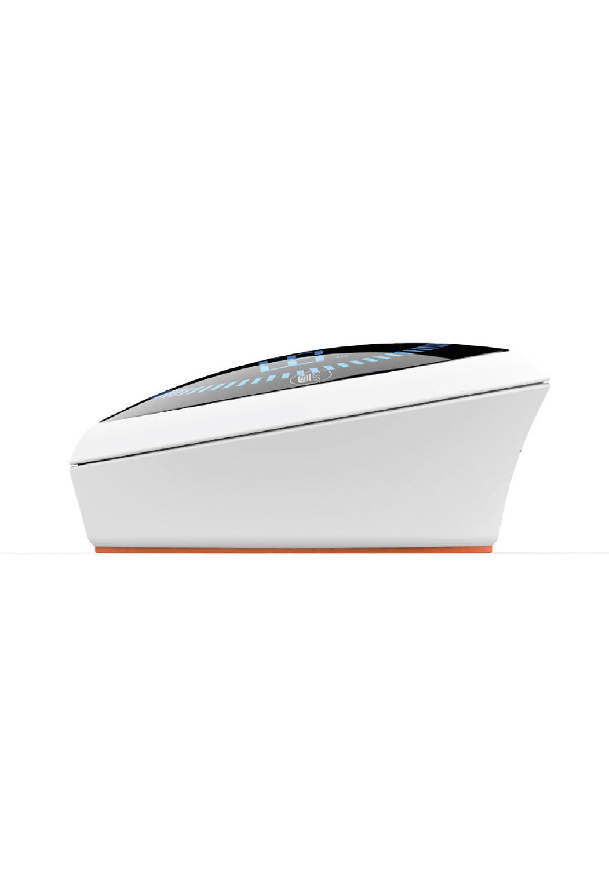 Un design unique - Récompensépar un RedDot design award en 2016 pour son design et sa simplicité d'utilisation.• Magnétique et antiglisse, il trouve facilement sa place sur vos appareils électroménagers (four, réfrigérateur, plan de travail).