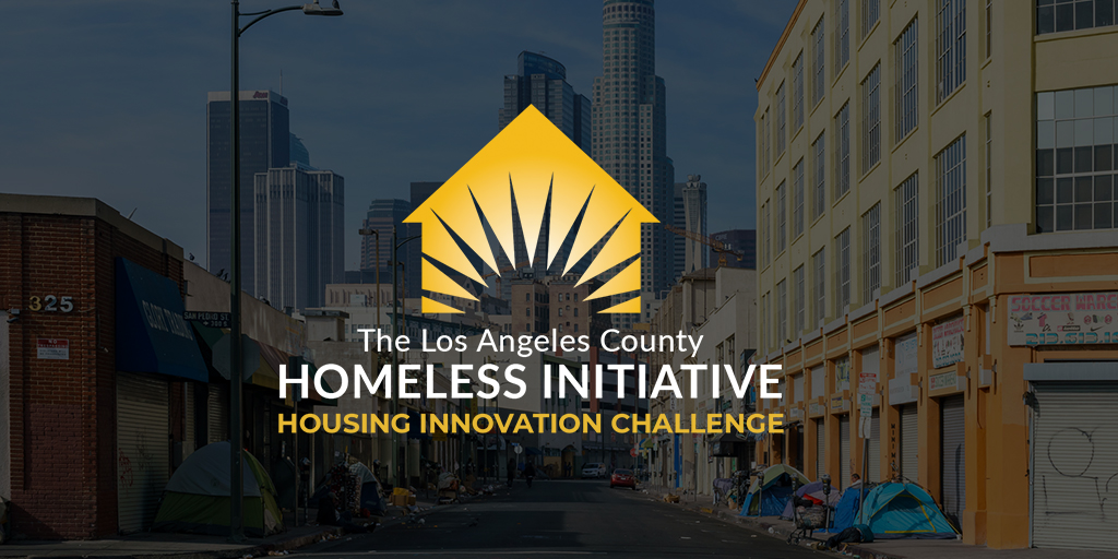 Winner of the L.A. County Housing Innovation Challenge - From among 53 proposals evaluated by a panel of experts, United Dwelling was awarded $1,000,000 for our innovative idea to address the affordable housing crisis.United Dwelling will use 100% of the award money to offer housing for tenants with lower paying service-oriented careers in fields like public education, healthcare, and social work. We'll achieve this by increasing payments to homeowners up to $500 per month if they accept a tenant with a housing voucher in select neighborhoods.