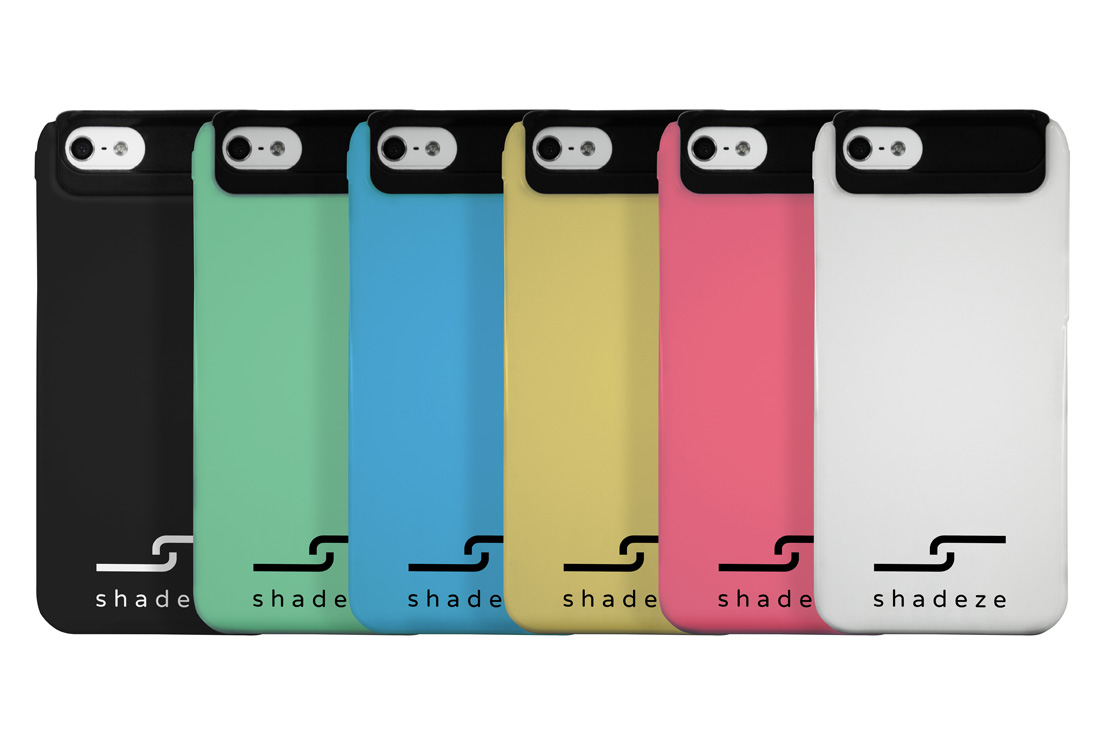 Shadeze Privacy Phone Covers