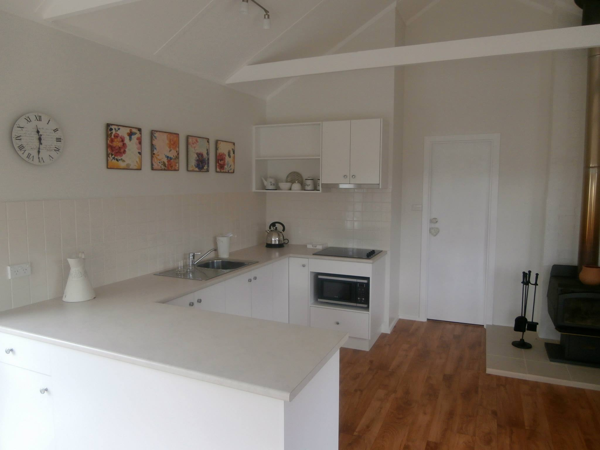 Copy of Copy of Balmoral B&B Accommodation — clean, spacious kitchen