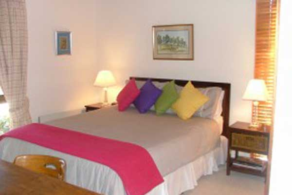 Copy of Copy of The Studio's comfortable bedroom
