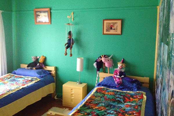 Copy of Copy of Yarralong B&B and Farmstay — children's bedroom