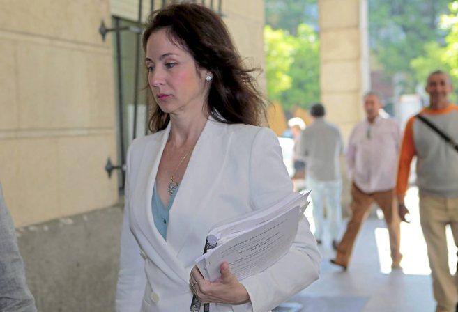 Mercedes Alaya, la antigua juez del caso