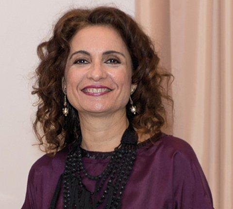 La ministra María José Montero.