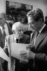 Popper y Soros.