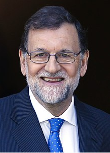 Mariano Rajoy. Fotografía: Wikipedia