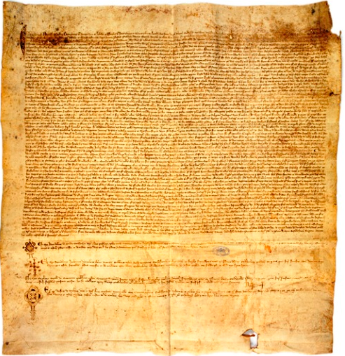 Documento de Chinon (1308)
