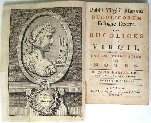 Bucolicorum Eclogae Decem. The Bucolicks de Virgilio