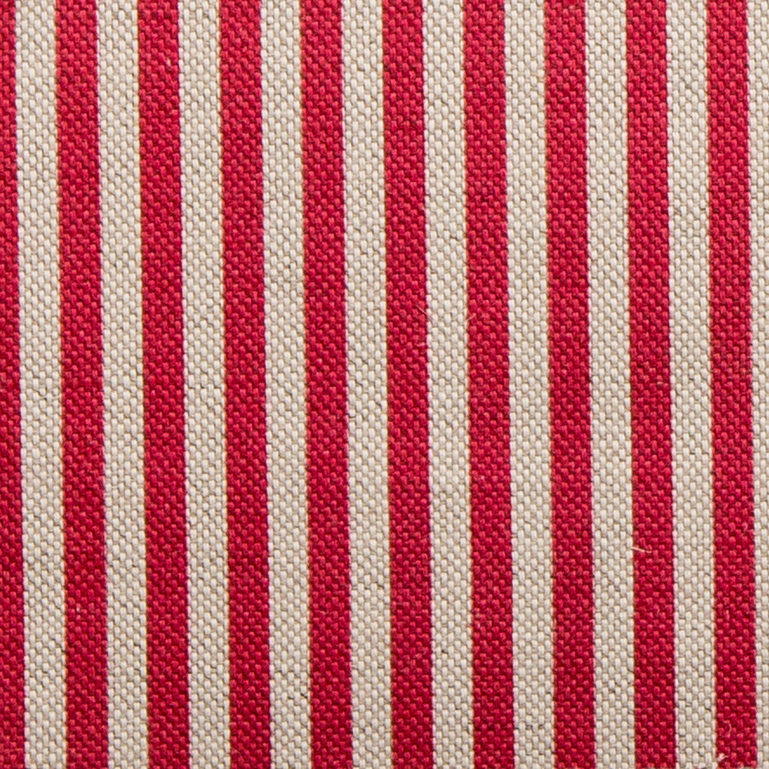 Candy Stripe, Cherry Red