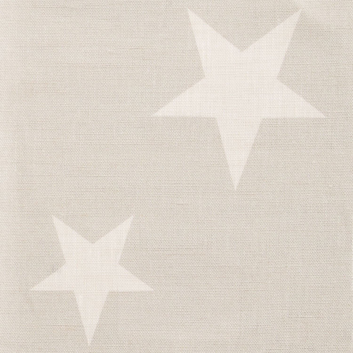 All Stars Large, Gustavian Grey Background on Ivory