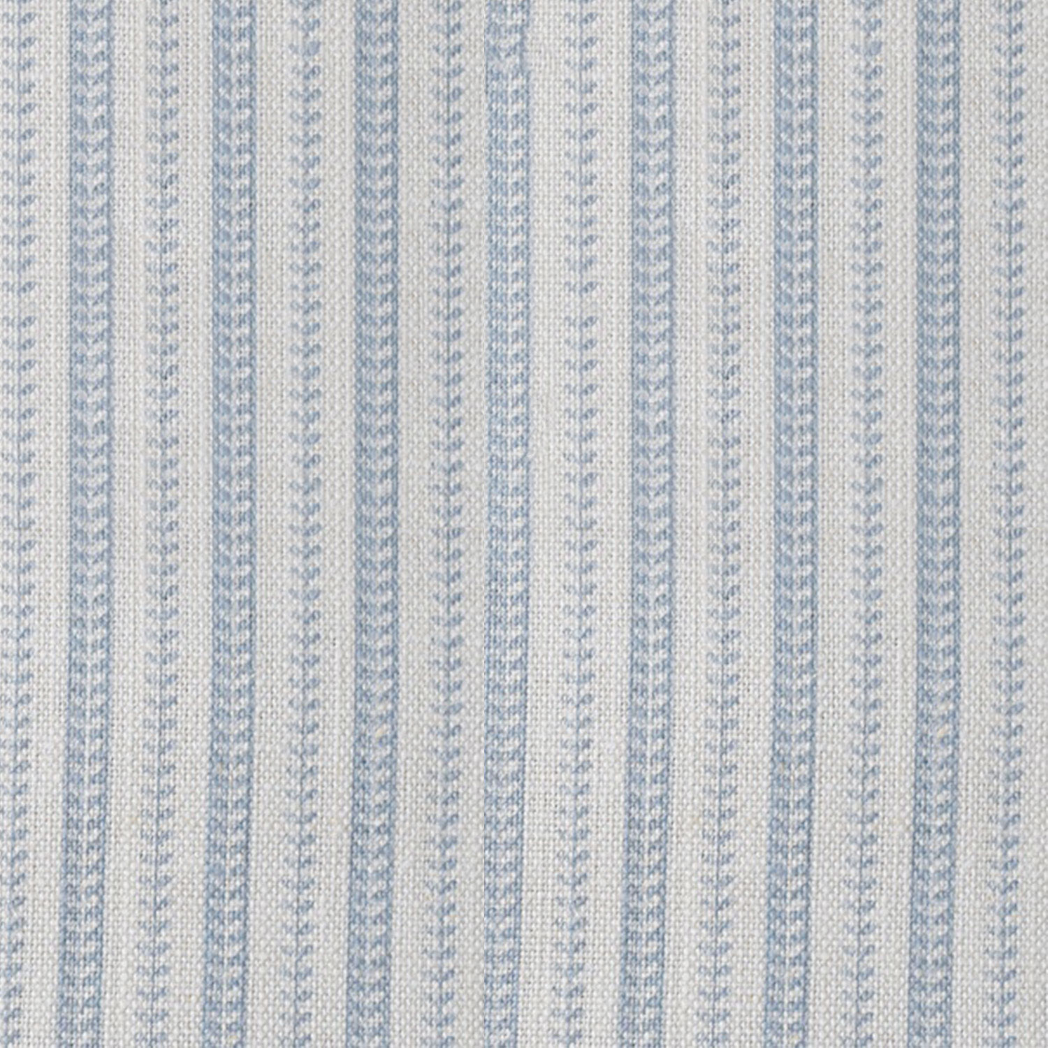 Charente Stripe, Weathered Blue