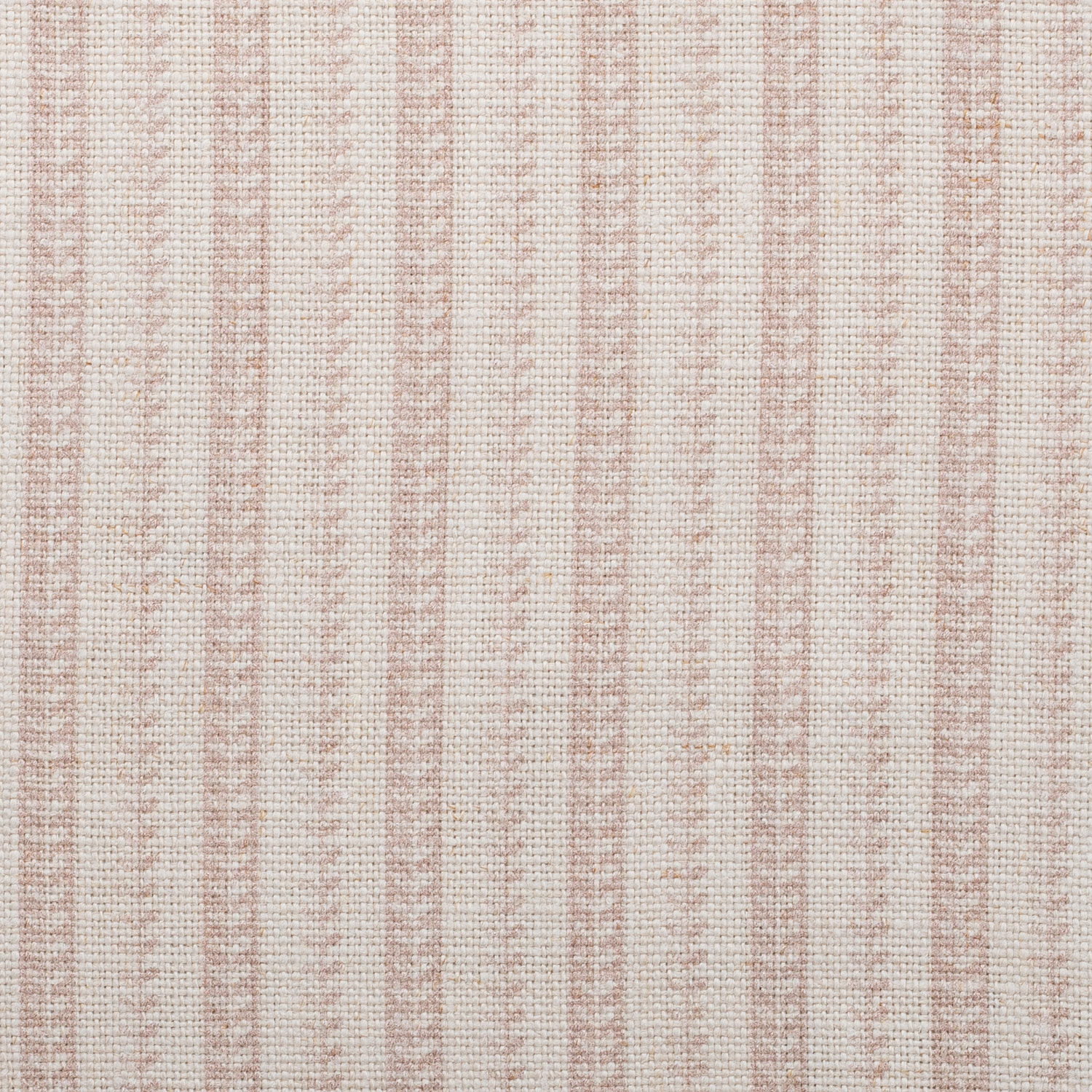 Charente Stripe, Mulberry Pink