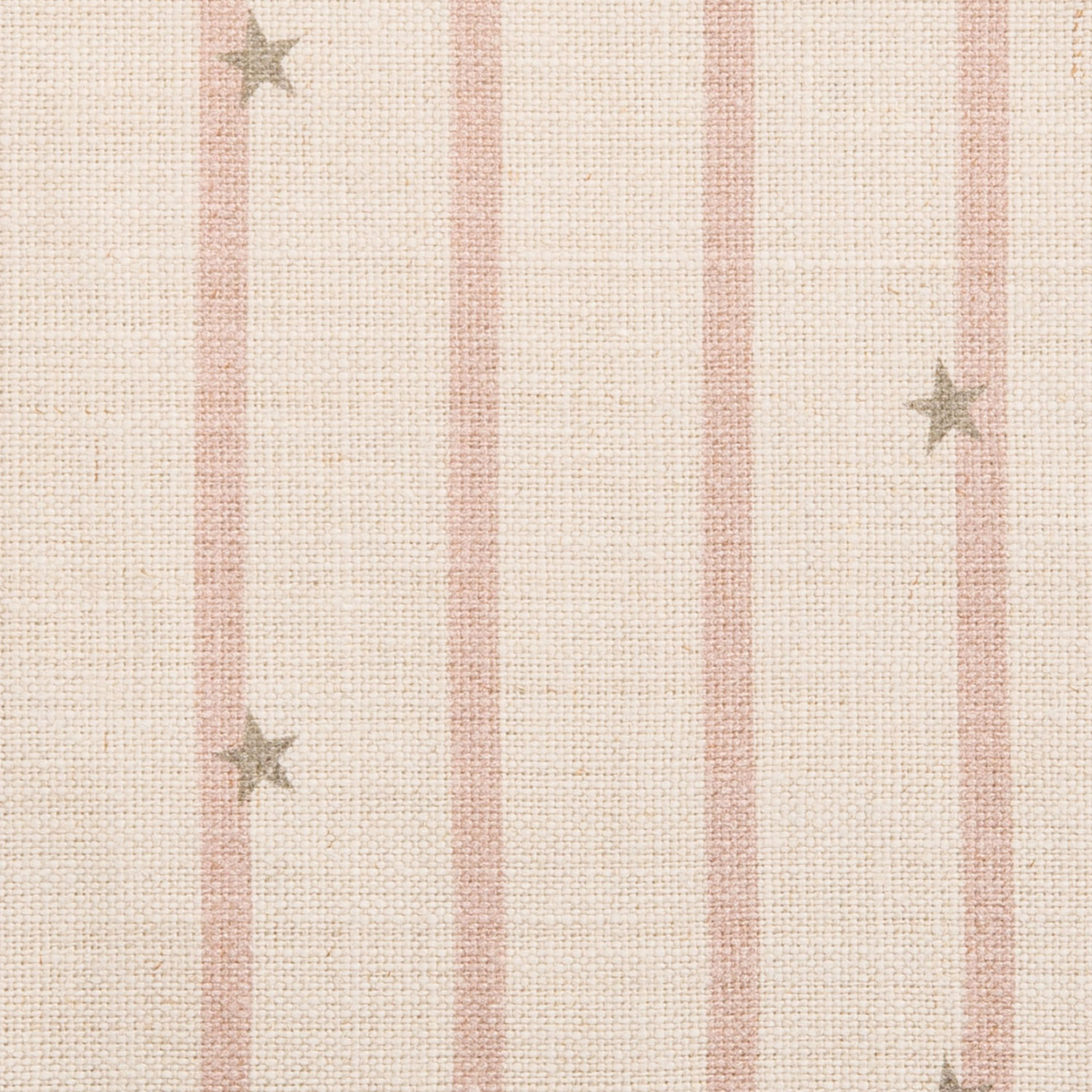 Stars & Stripes, Mulberry Pink & Grey