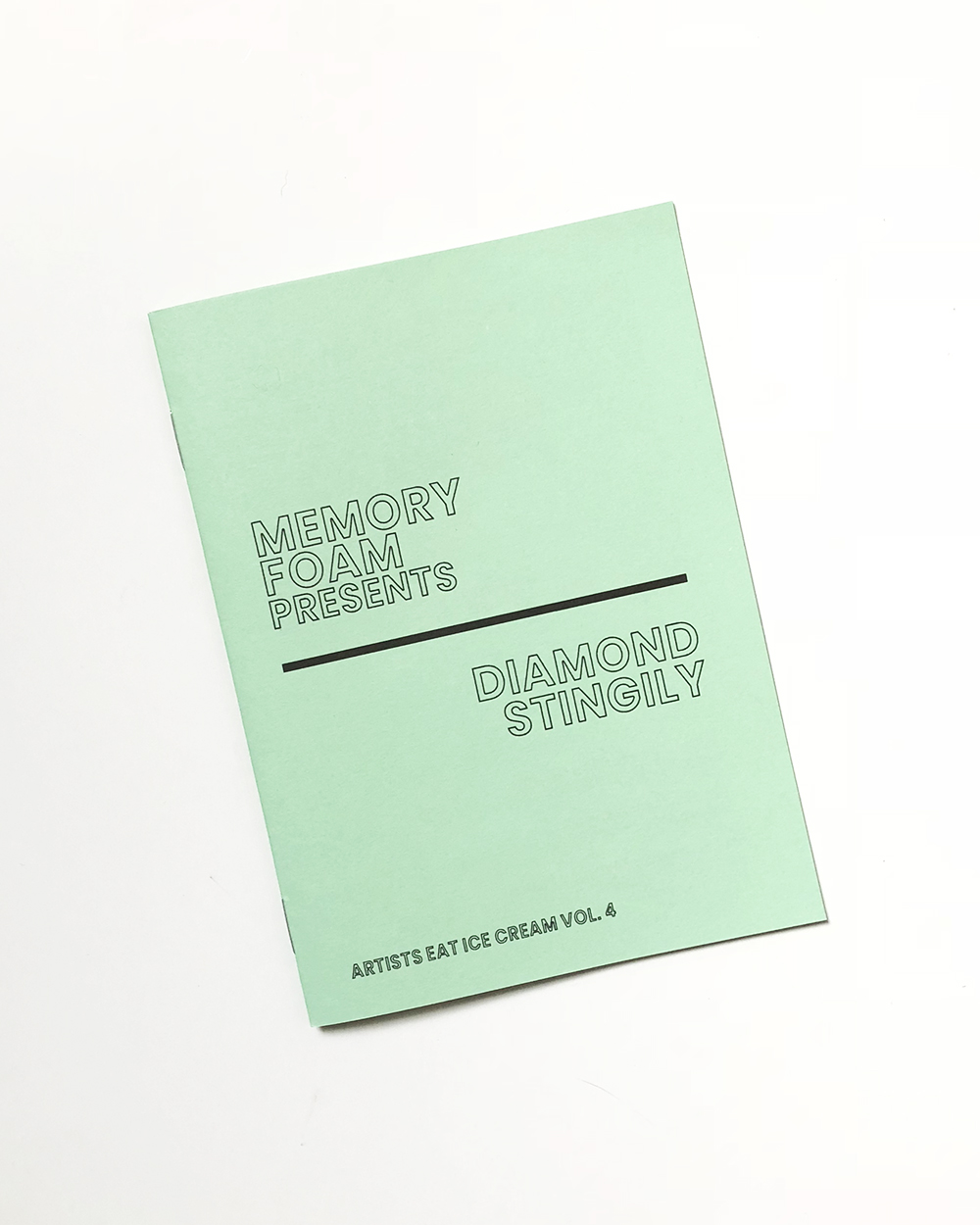 Artists Eat Ice Cream Vol. 4 - Diamond Stingily